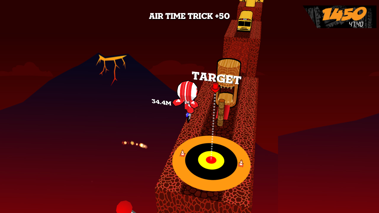 Screenshot of Flip Riders