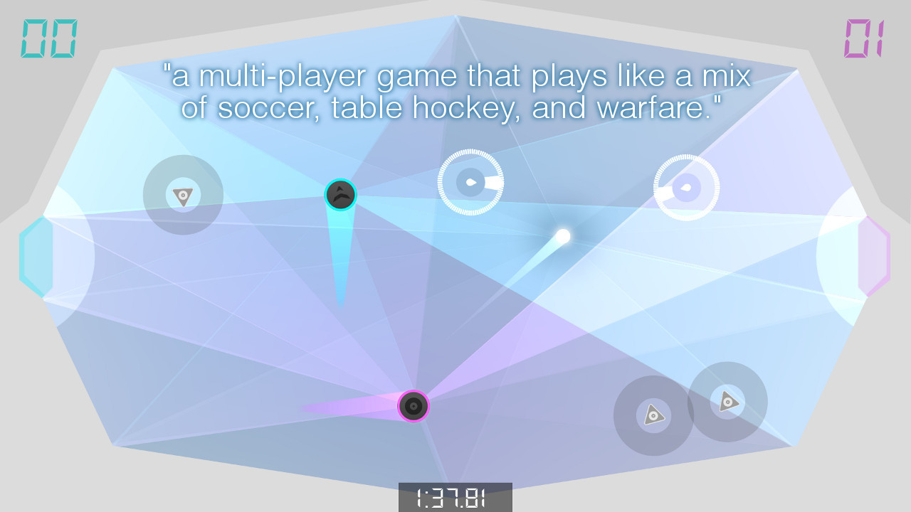 Screenshot of Bombball