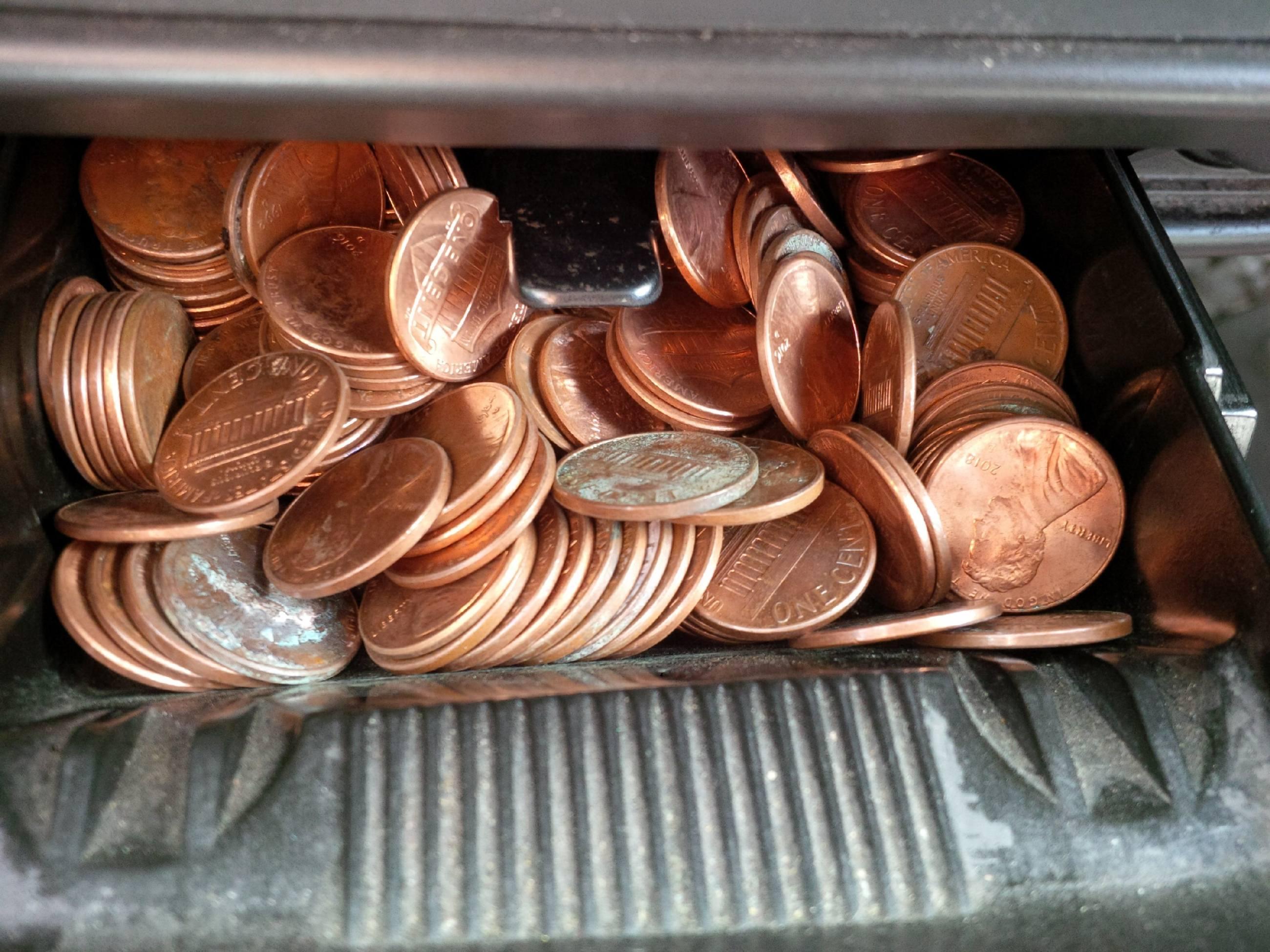 c4 – pennies