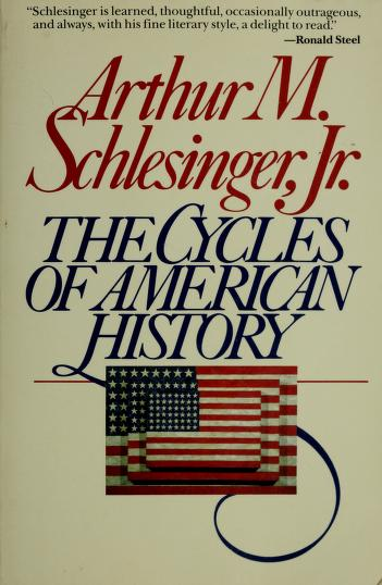 Cover of: CYCLES OF AMERICAN HISTORY PA | Jenna Terry