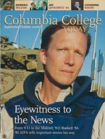 Cover of: Columbia College today |