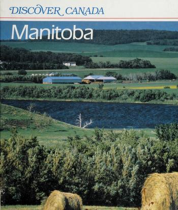 Cover of: Manitoba | Kenneth D. Emmond
