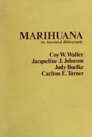 Cover of: Marihuana | Coy W. Waller