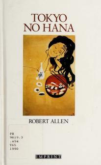 Cover of: Tokyo no hana | Robert Allen